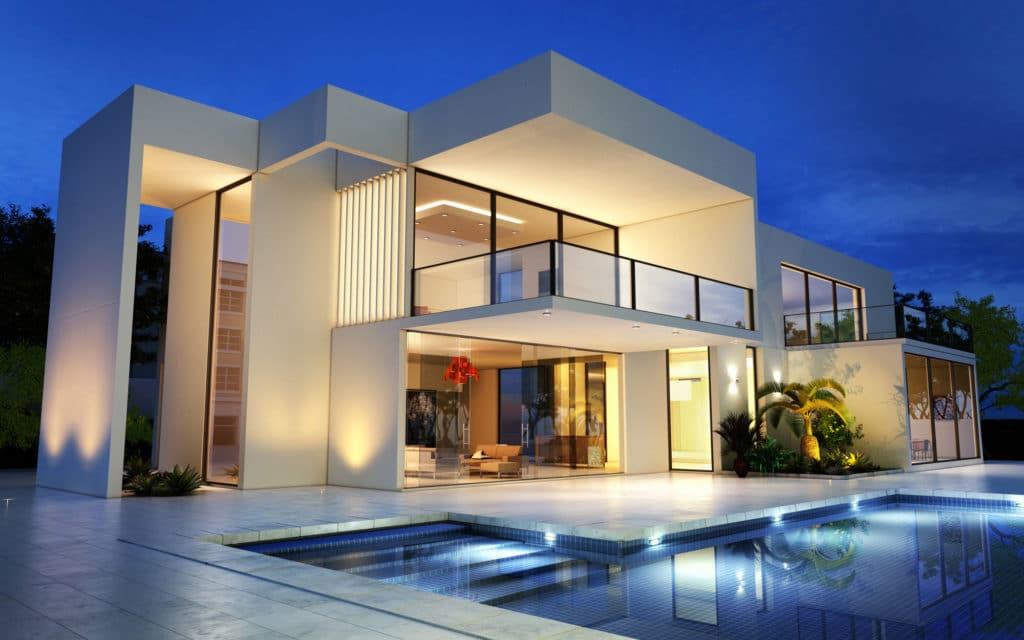 CPG luxury house