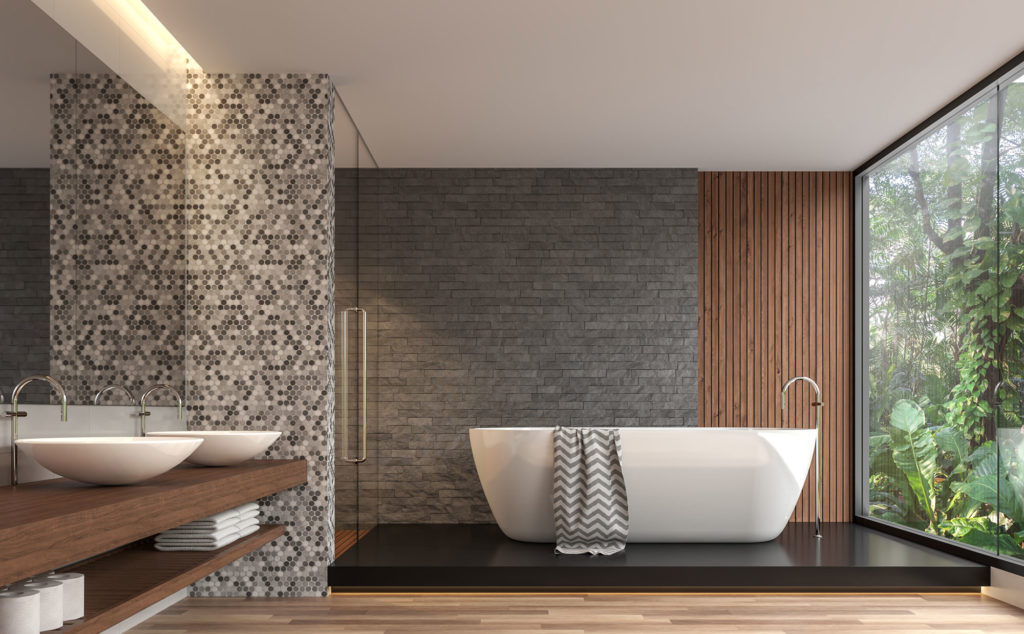 CPG luxury bathroom